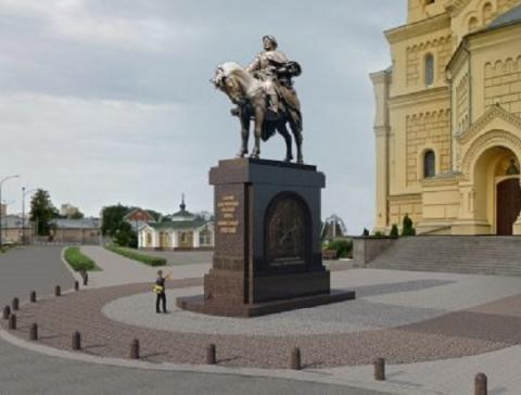 Памятник Александру Невскому откроют в Нижнем Новгороде в конце июля