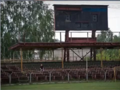 Комик Мусагалиев назвал  стадион в Арзамасе стратегическим запасом ржавчины