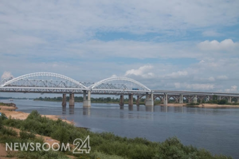 Борский мост закроют на капитальный ремонт весной 2022 года