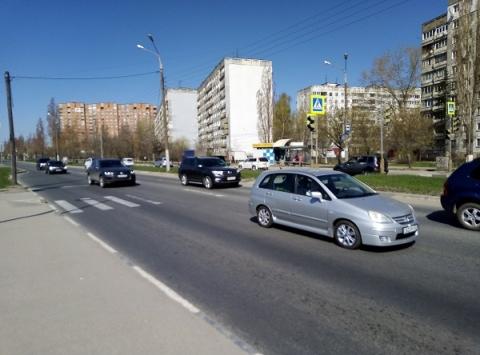 Камера на Коминтерна в Нижнем Новгороде фиксирует непристегнутые ремни с 1 октября