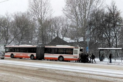 Минтранс РФ поможет Нижегородской области обновить общественный транспорт в 2021 году