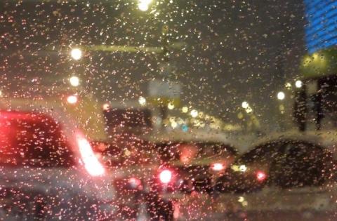 Мокрый снег накроет Нижегородскую область в ближайшие дни