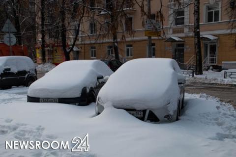 Опубликован список улиц для уборки снега в Нижнем Новгороде 18 февраля