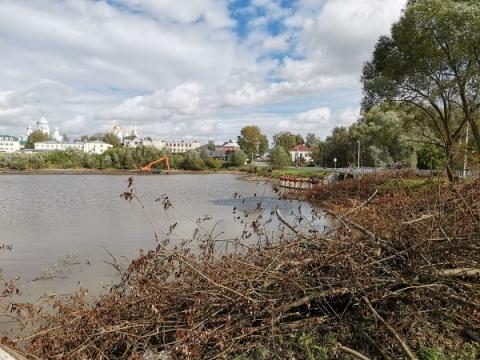 Найдены подрядчики для подготовки проектов расчистки трех нижегородских рек