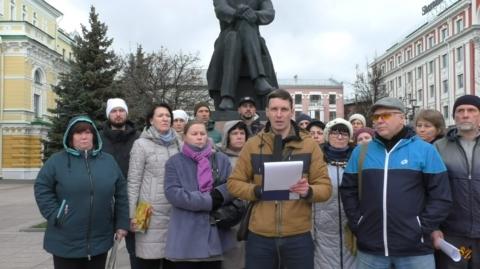 Противники нерабочих дней в Нижегородской области обратились к Путину