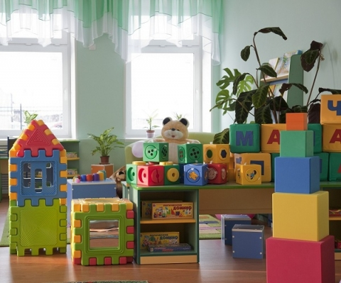 Девять новых детсадов построят в Нижнем Новгороде