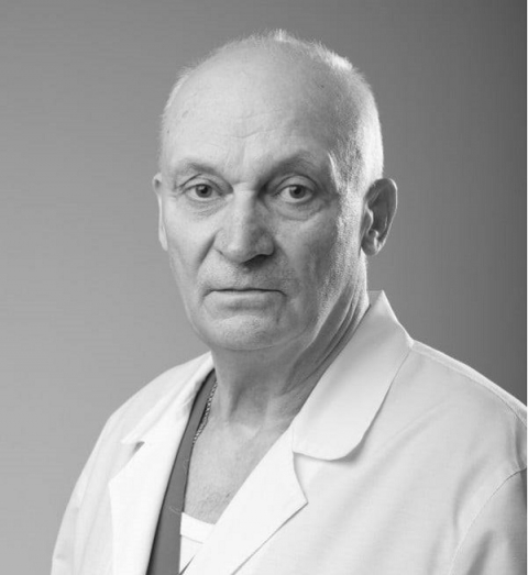 Нижегородсий детский хирург Юрий Бирюков умер от коронавируса