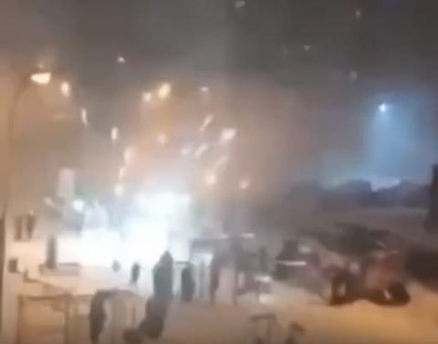 В Нижнем Новгороде фейерверк запустили в толпу