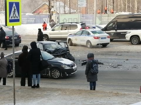 Появились подробности ДТП с двумя погибшими на Гагарина в Нижнем Новгороде