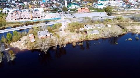 Нижегородская фирма построит свой офис на острове на Волге
