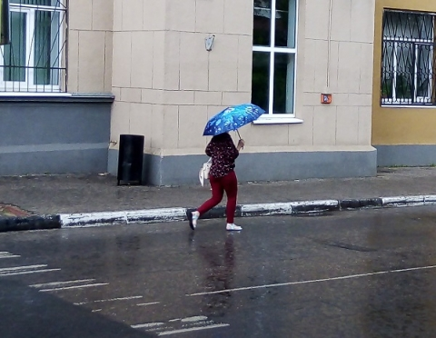 Резкое похолодание до +10°C ожидается в Нижнем Новгороде в середине недели
