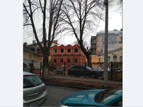Мэрия Нижнего Новгорода судится из-за самостроя около усадьбы Рукавишниковых