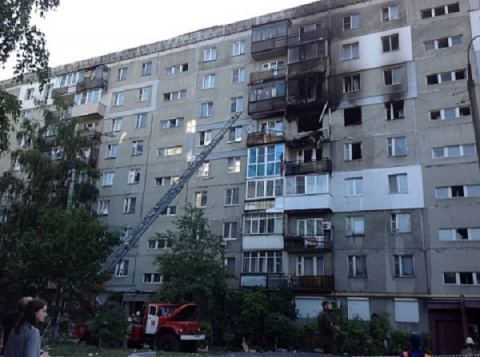 Взорванный дом на Краснодонцев эксперты рекомендуют разобрать