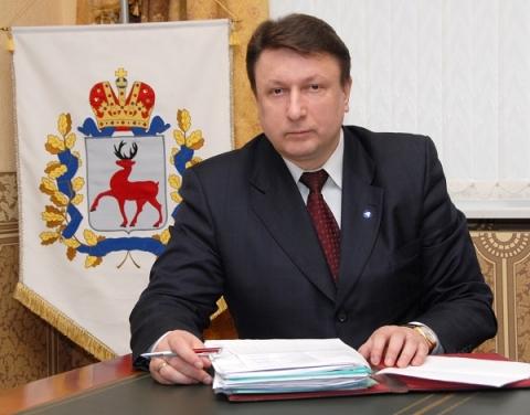 Олег Лавричев назвал три приоритетных объекта для Нижнего Новгорода