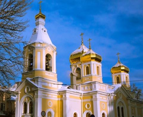 Церковь в Нижнем Новгороде закрыта на карантин из-за коронавируса