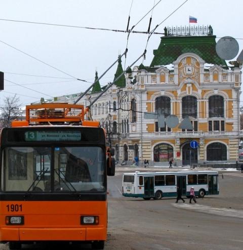 НЭТ предложил продлить восемь троллейбусных маршрутов в Нижнем Новгороде