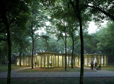 Часть парка «Швейцария» в Нижнем Новгороде не откроется 22 августа