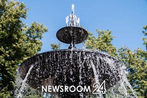Сезон фонтанов стартует в Нижнем Новгороде с 9 Мая