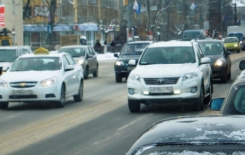 Банду похитителей иномарок задержали в Нижегородской области