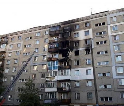 Жителей не заставят сносить взорвавшийся дом на Краснодонцев за свой счёт