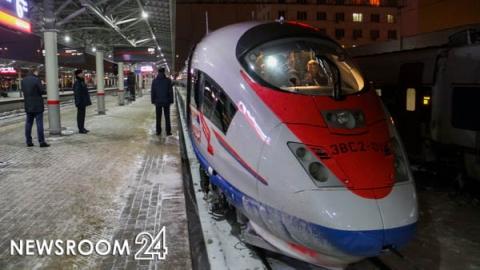 Новый вокзал в Москве строят для «Стрижей» и «Ласточек» из Нижнего Новгорода