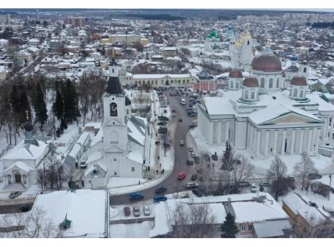 Реконструкция Воскресенского собора в Арзамасе завершится в 2021 году