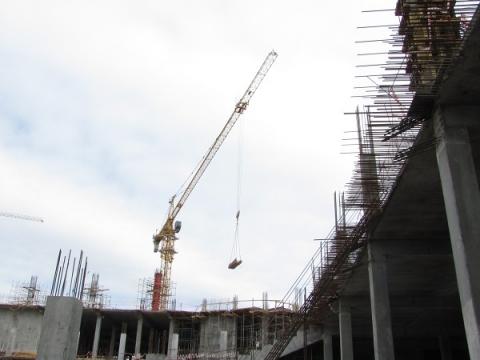 Пять домов нижегородского ЖК «На Гончарова» вычеркнули из реестра проблемных