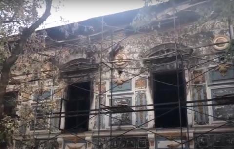 Нижегородская мэрия возобновила контракт с подрядчиком сгоревшего Литературного музея