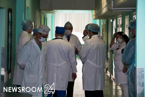 Нижегородский хирург уговорил бороться за жизнь пациентки с тяжелой патологией