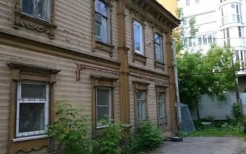 Четыре старых дома рекомендовано снести в Нижнем Новгороде