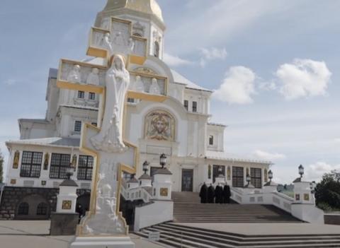 Клип на песню «Дивеево» выпустил архиерейский хор Нижегородской епархии
