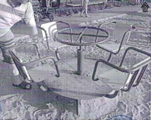 5-летний малыш тяжело травмировался на карусели в Арзамасском районе