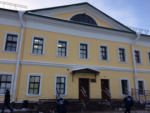 Алексей Москвин временно возглавит минспорта Нижегородской области