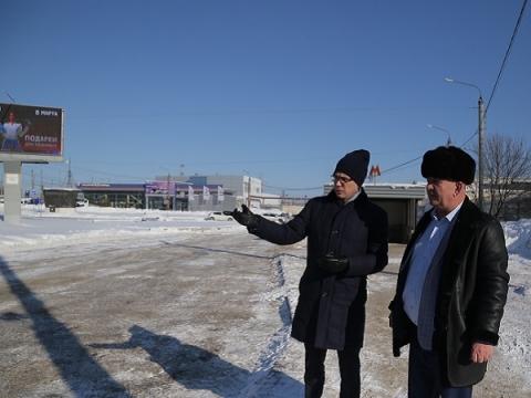 Главы районов Нижнего Новгорода мобилизуют технику перед снегопадом