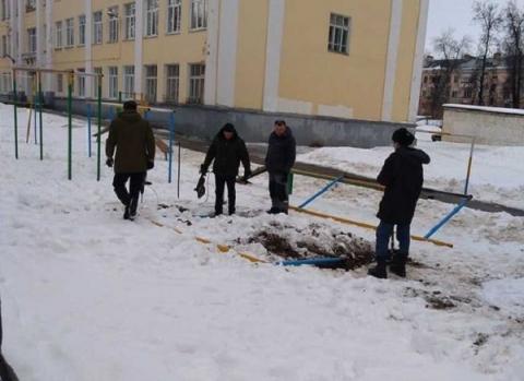 Спортплощадку демонтировали после серьезной травмы нижегородского младшеклассника