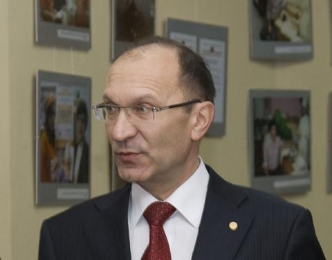 Ректором НГТУ имени Алексеева переизбран Сергей Дмитриев