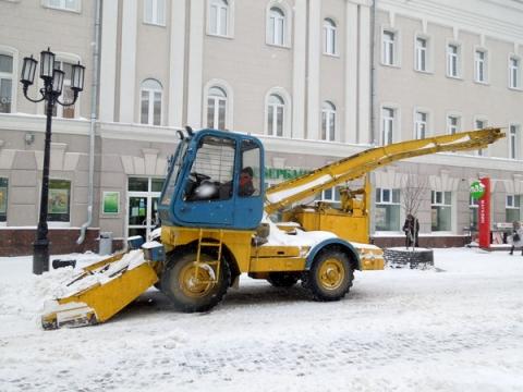 Станции снеготаяния запустят в трех районах Нижнего Новгорода