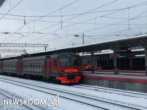 Вечерние электрички свяжут три района Нижнего Новгорода с 13 декабря