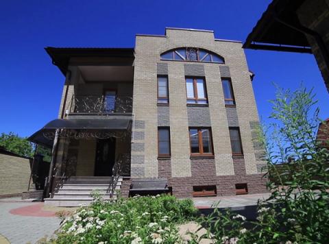 Особняк выставлен на продажу за 43 млн рублей в Кстовском районе