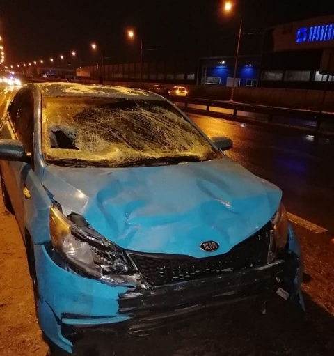 Сбивший четырех подростков в Кстовском районе водитель задержан