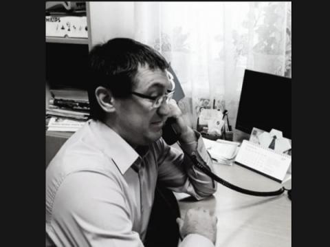 Умер глава дзержинского отделения «Всероссийского общества слепых» Ерохин