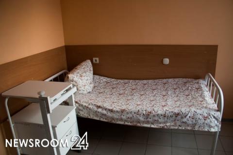 Больницу №29 в Нижнем Новгороде закрыли на ремонт