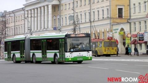 Новую маршрутную сеть планируют запустить летом в Нижнем Новгороде