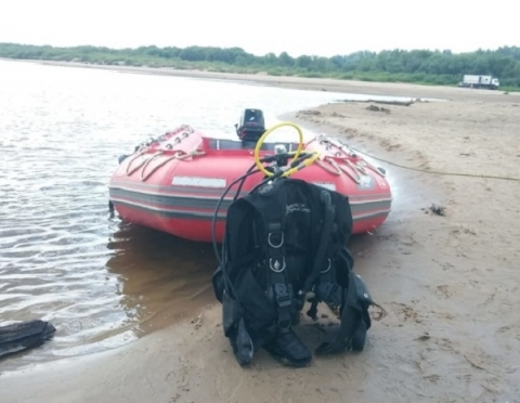 Тело пропавшего при купании 12-летнего мальчика обнаружено в Варнавинском районе