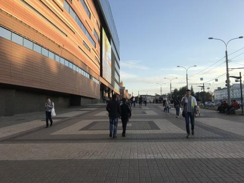 Нижегородцев опрашивают о возможном переименовании площади Лядова
