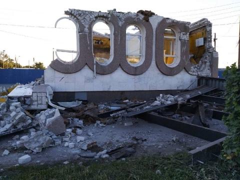 Четыре павильона метро снесут в Нижнем Новгороде до 15 июля