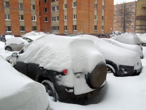 Режим ЧС ввели в Нижнем Новгороде из-за снегопадов с 13 февраля