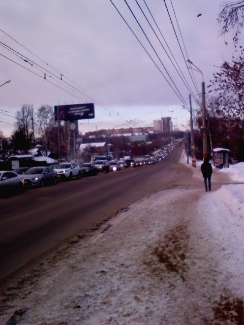 Дорогу на Ванеева в Нижнем Новгороде расширят до 5 полос