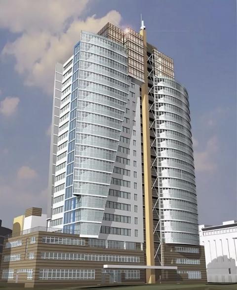 ЖК «Парус» на Сенной достроят в IV квартале 2021 года