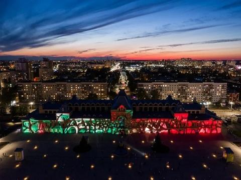 Фестиваль Intervals 2021 в Нижнем Новгороде собрал десятки тысяч зрителей